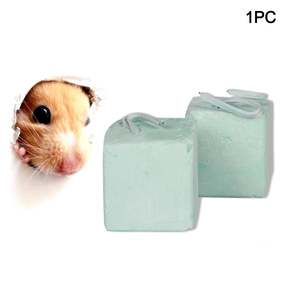 Professional Teeth Grinding Stone Small Pet Supplies Minerals Molar Stone Molar Stone Chew Toys For Chinchilla Hamster Rabbit