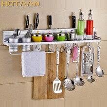 Kitchen Storage Holders Racks Kitchen shelf Holder Tool Flavoring Rack bathroom shelf YT 9304