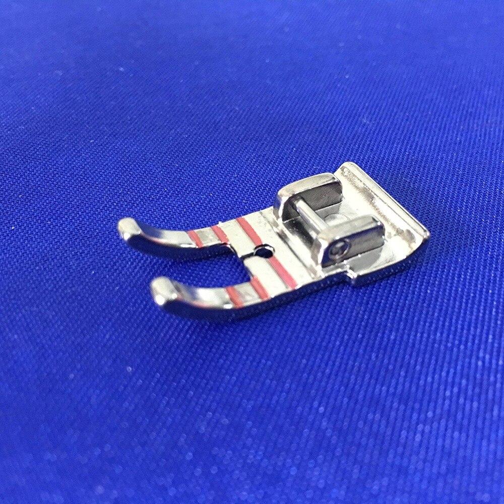 Quilting Sewing Machine Presser Foot with Edge... Quarter Inch Distinctive 1-4