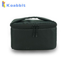Koabbit waterproof digital camera bag SLR handbag thickened photography for Photographic equipment accessories