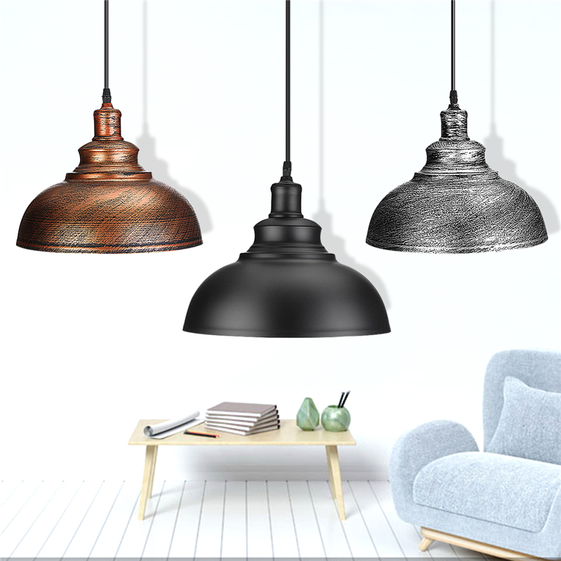 HTB1aYcOA7KWBuNjy1zjq6AOypXaL Vintage Pendant Lights Retro Industrial Hanging Chandelier Loft Pendant LightS E27 Dining Restaurant Room Lamp