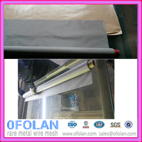 Саржевого переплетения Никель проволочный фильтр сетка с 400 сетка 500x1000 мм