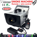 900 Вт дым машина, Remote + Проводное управление машина тумана профессиональный DJ оборудование 100% новый