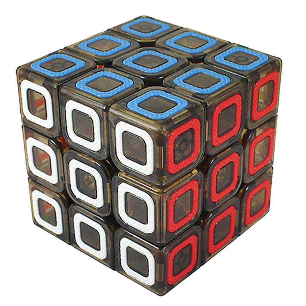 3x3 3*3*3 Speed QiYi Mofangge's Cube Puzzle Magic Cube Toy for Children 3 Layers 5.7CM Rubic Cube Rubix Antistress Cubos Megico