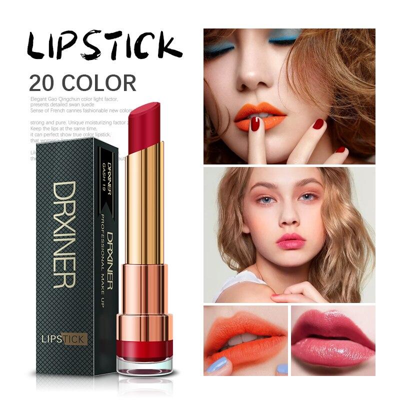 Cellacity Matte Lipstick Long lasting nude Lipsticks set waterproof Lip Stick Matte sexy Red Liquid Lipstick For woman makeup 3