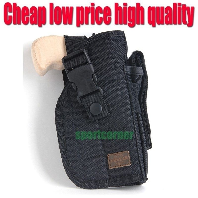 Hunting Accessories Tactical Military Pistol Revolver Holster Left ...
