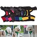 Ajustável Conforto Respirável Macio Harness Dog Pet Colete Corda Cão Conjunto Coleira Coleira Leads Harness Chest Strap MTY3