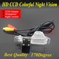 Бесплатная доставка HD Автомобильный заднего вида Резервного Копирования Камера для Kia K2 Рио Седан Новый PC1363 HD чип ночного видения водонепроницаемый