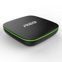 Wholesale 10pcs/lot Latest R69 Android TV BOX 1GB 8GB Allwinner H2 Quad Core And