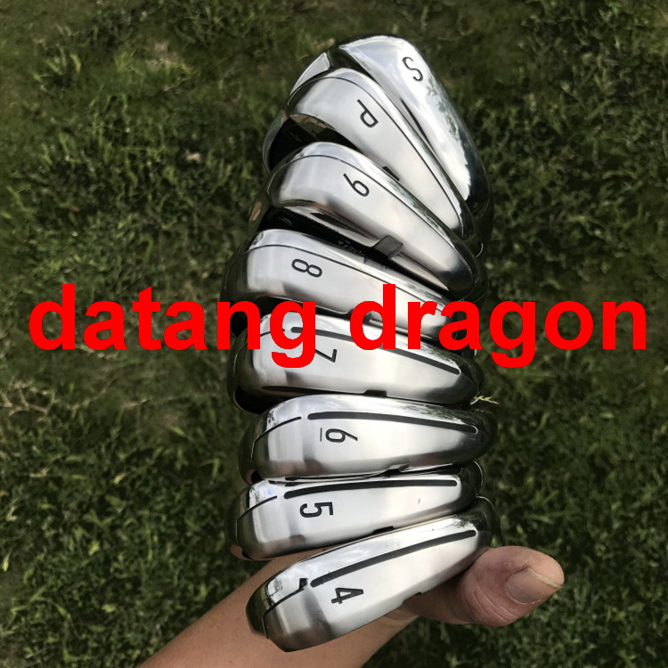 datang dragon golf irons original M4 irons( 4 5 6 7 8 9 P S ) 8pcs set with authentic Dynamic Gold S300 real golf clubs цены онлайн