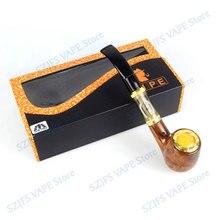 vape diy mod 900mahElectronic Cigarette E Pipe 618 Kit V built in battery vs kamry K1000 Guardian aporizer kit with woodvape kit