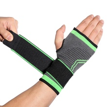 1pcs Wrist Support Professional Bandage Ankle Wrist Support Wrap Tennis Basketball Boxing Thai Boxing Hand Ankle Brace Protector