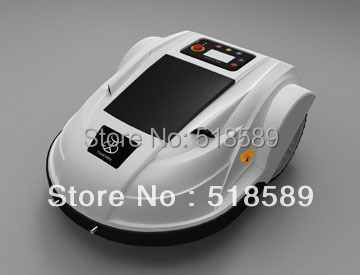 Automatic Robot Lawn Mower S510 with CE and ROHS approved ce rohs standard formaldehyde monitor with temper and rh
