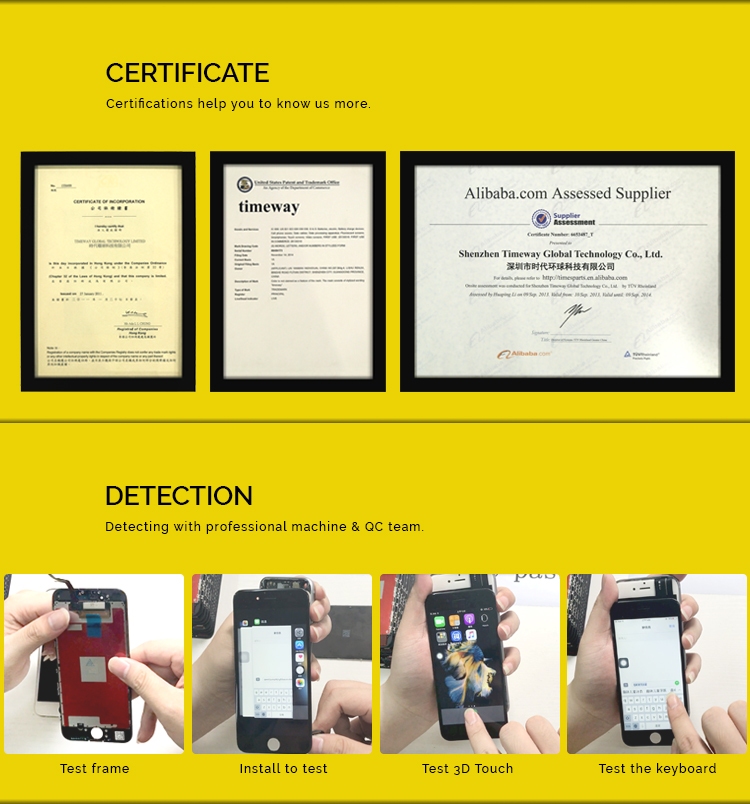 Replacement E1003 Digitizer OnePlus 11