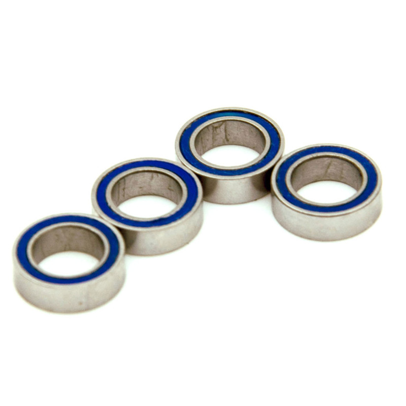 4Pcs Steel /& Rubber Sealing Ball Bearing for HSP Sakura Scx10 Trx4 Wraith RC Car