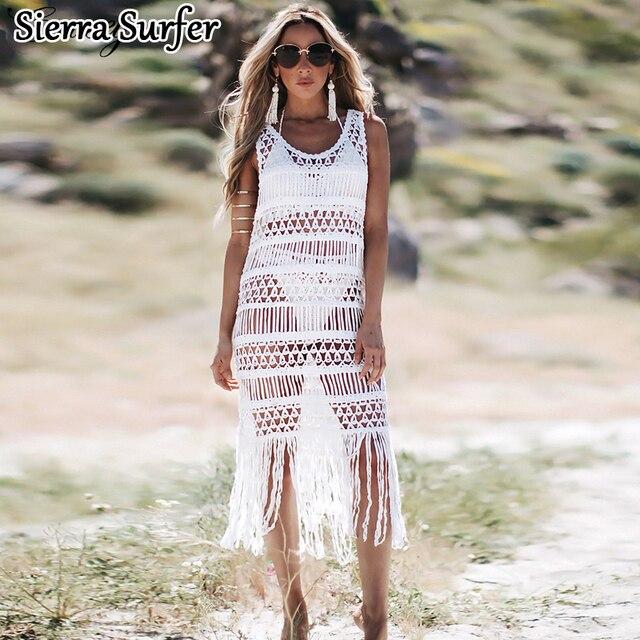 42c06f4485fbc Kaftan Beach Dress Tunic Robe Cardigan Swimwear Cover Up To Outings The  Swimsuit New Women Weaving