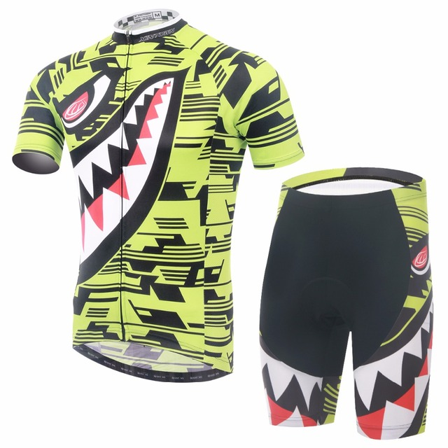 XINTOWN 2016 Outdoor Cycling Wear Summer Hot Sales Custom Cycling Jerseys  And Short Set ! Ciclismo Clothes Of Short Sleeves ! 681345f39