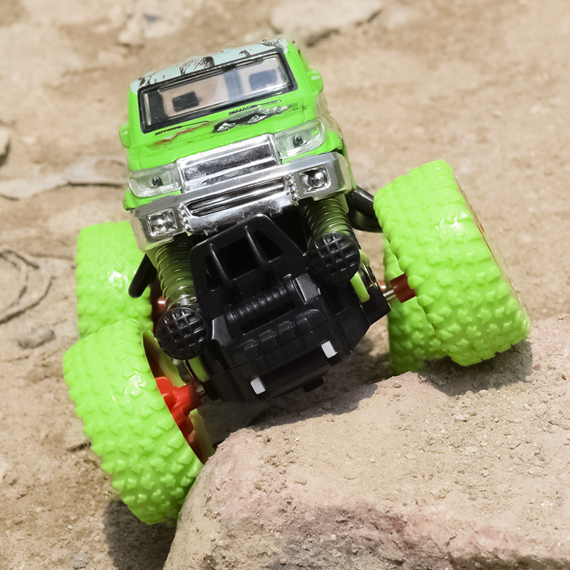 Funny Children Toys Die Cast Vehicle Big Foot Toyota Pick