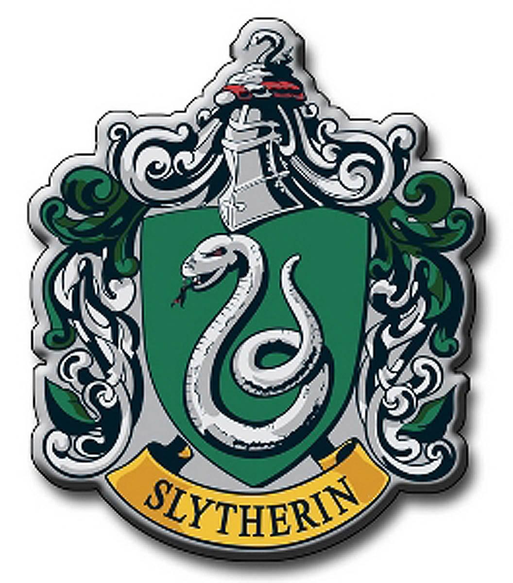 harry potter slytherin logo