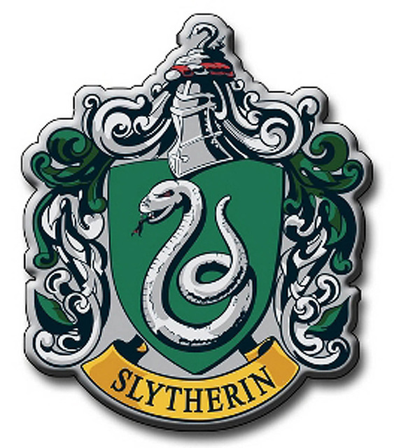 Christmas gift Harry Potter Slytherin Logo Multicolour Tattoo For Body Art Painting Nontoxic And Tasteless Cosplay Accessory