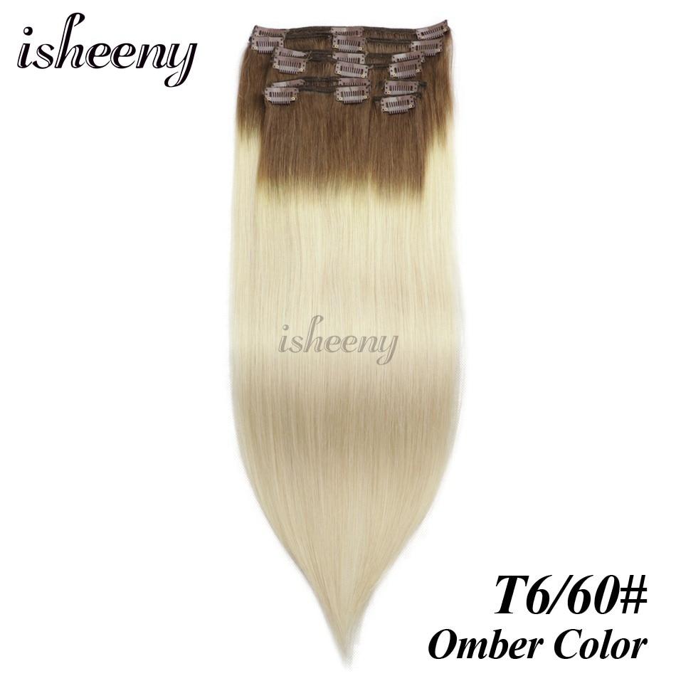 Stop118 Natural Isheeny Straight 24