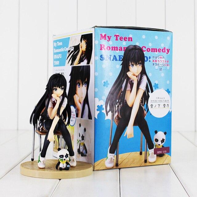 5 13 Cm Anime My Teen Romantis Comedy Snafu Yukinoshita Yukino