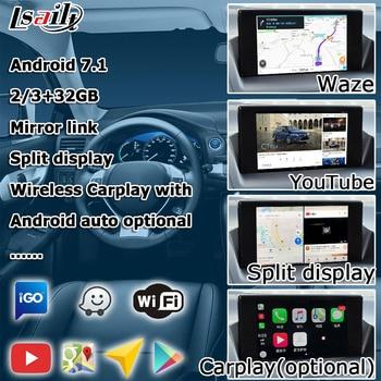 Android GPS caja de navegación para Lexus CT200h 2014-2019
