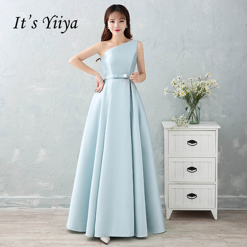 It s Yiiya Many Design Draped Simple Lace Up Elegant Evening Dress Floor  Length Party Gown Evening b6fd311f7854
