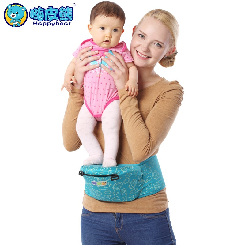 Lightweight baby backpacks carriers child waist stool belt single hold baby stool baby child sit bench baby travel supplies рюкзаки zipit рюкзак shell backpacks
