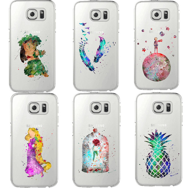 samsung s7 edge pineapple case