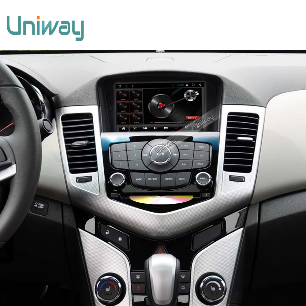 Uniway 2g 32g android 6 0 car dvd dla chevrolet cruze 2008 2009 2010 2011 2012