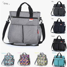 Baby Diaper Bag Multifunctional Nappy Bags Waterproof Mommy Maternity Changing Bag infant nursing Stroller Bag Travel Backpack fashion baby diaper bag multifunctional nappy bags waterproof mommy changing bag mummy stroller bag