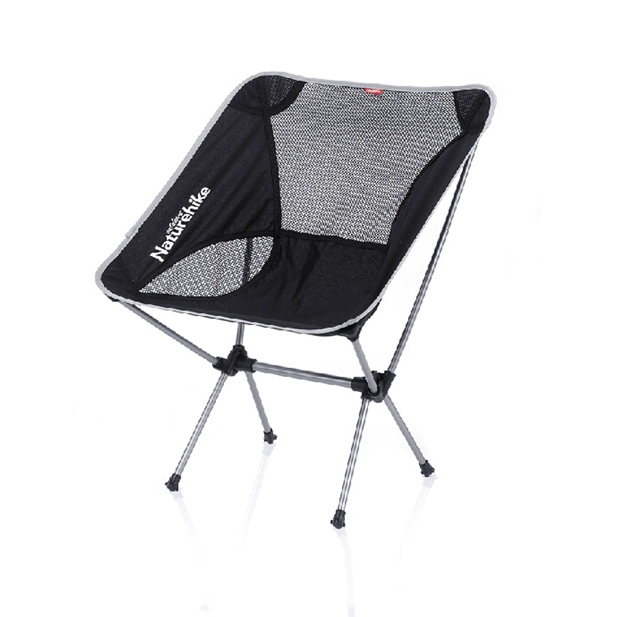 Portable Aluminum Folding Camping Chair Lightweight Outdoor Picnic Hiking Fishing Beach Chairs