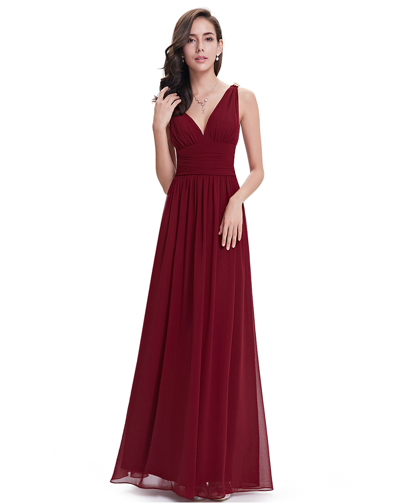 New listing custom fit deep v neckline best prices simple coral new listing custom fit deep v neckline best prices simple coral red bridesmaid dresses long 2017 high quality vestido longo in bridesmaid dresses from ombrellifo Image collections