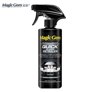 Image 1 - 473ml Car Ceramic Spray Coating Waterless Car Cleaner Car Wash Wax Car Clean Paint Care Polish Car Window Cleaning