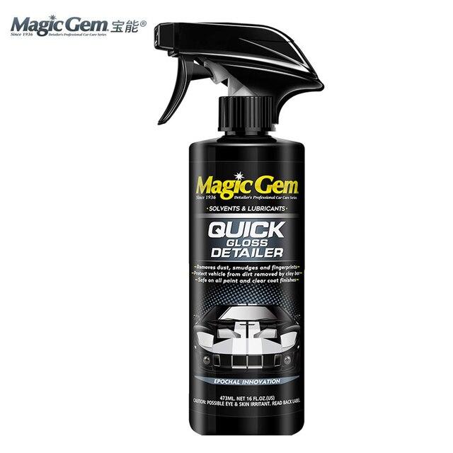 473ml Car Ceramic Spray Coating Waterless Car Cleaner Car Wash Wax Car Clean Paint Care Polish Car Window Cleaning