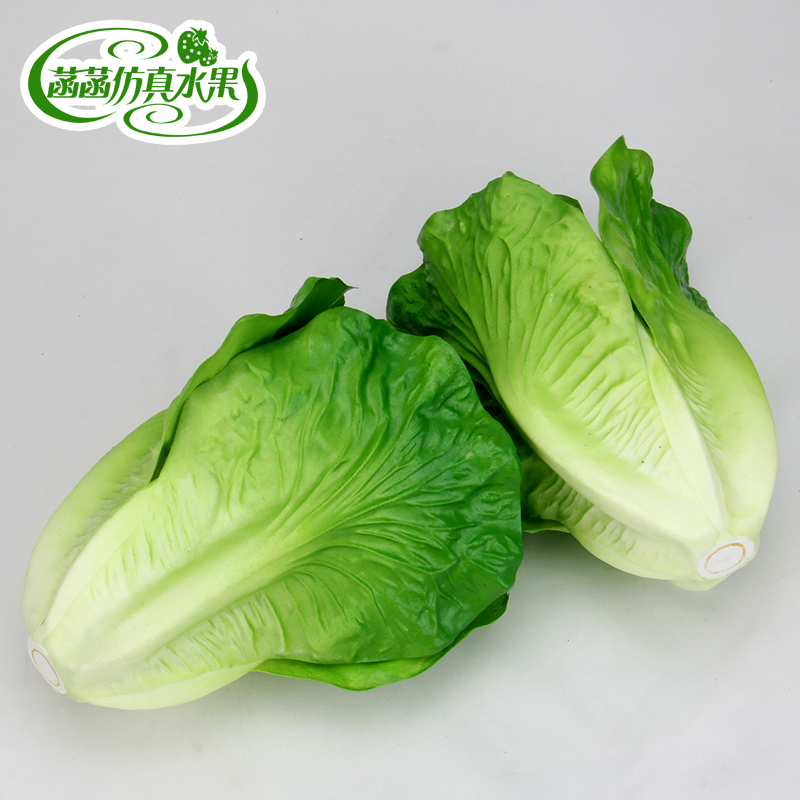 1pc Fake Food Vegetable Lettuce Decorative Artificial Fruit Flowers House Party Photography  Preschool natural teach elvis costello elvis costello the costello show king of america