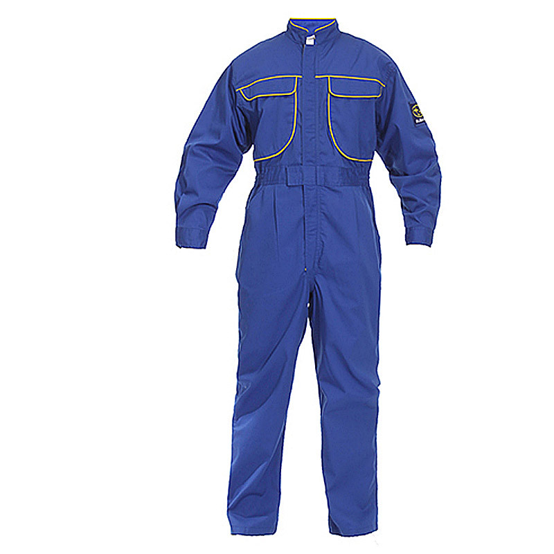 dafafee667cb Oubisi high quality work clothes for women suit coveralls Unisex wear  welding suit engineer workwear-in Safety Clothing from Security    Protection on ...