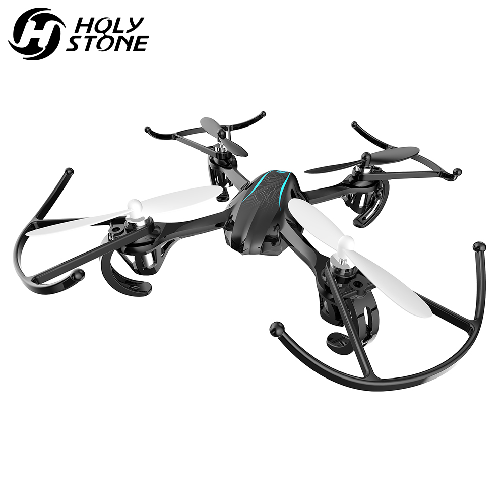 [EU USA Stock] Holy Stone HS170G blue Mini Drone RC Drone Quadcopters Altitude Hold Headless Mode One Key Return 3D Flip Drone 3d ручка funtastique one rp400a fp001a blue