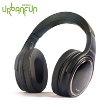 URBANFUN_Urbanfun Trandsound UM Fone De Ouvido 45mm Berílio Diafragma de Alta Fidelidade Estéreo Cabeça Mi Fone De Ouvido De Alta Qualidade Fones De Ouvido