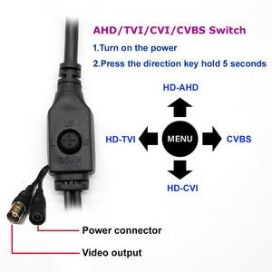 Image 4 - 4mp nvp2475 + ov4689 4 em 1 ahd tvi cvi cvbs câmera de segurança cctv módulo hd pcb placa principal
