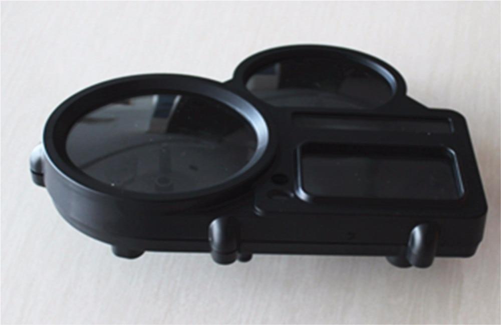Jauges de coque d'instrument indicateur de vitesse tachymètre boîtier de couverture pour BMW R1200GS R 1200 GS GS1200 2008 2009 R1200 GS 08-09