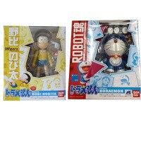 10 CM Doraemon Nobita Nobi Visage Yeux Modifiable PVC Action Figure Jouet livraison gratuite