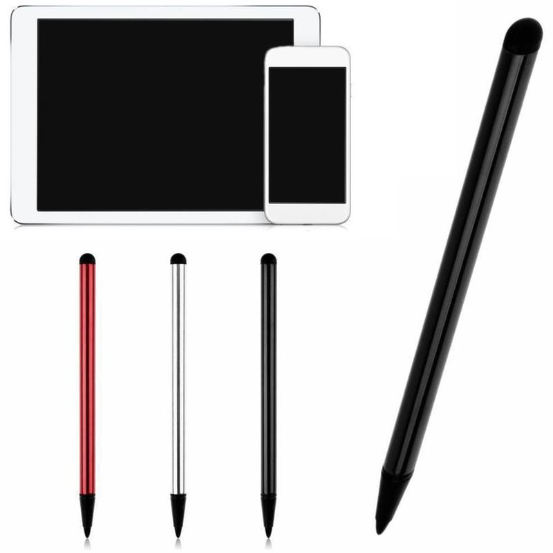 Active Capacitive Stylus Pen For IPad Mini IPhone Pencil Touch Screen Pen For Android Samsung Huawei Fine Point Touchscreen 12cm