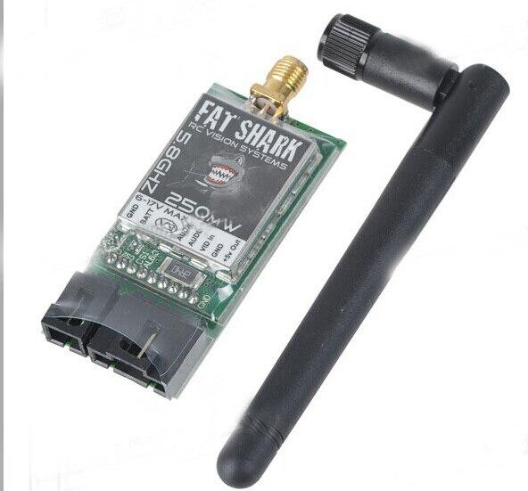 FatShark RC Vision System 250mW FPV Transmitter TX Sender Free Shipping With TrackingFatShark RC Vision System 250mW FPV Transmitter TX Sender Free Shipping With Tracking