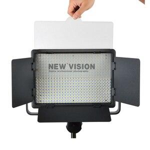 Image 2 - Студийный светильник Godox LED500C 3300K 5600K, лампа + пульт дистанционного управления для видеокамеры