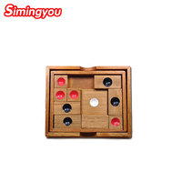 Simingyou Educational Toys Smart Digital Disk Huarong Road Classic Intelligence Game Kids Toys C20 A 175