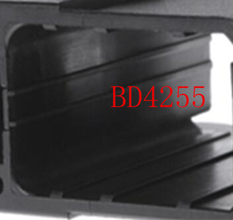 PG01 Draught Excluders P Shape Seal for windows and doors