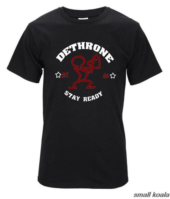 Dethrone Conor McGregor Dublin Walk Out T Shirt