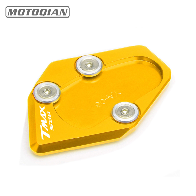 For Yamaha T-max Tmax530 Xp530 Tmax T Max Xp 530 2015 2016 Motorcycle Scooter Foot Side Stand Extension Pad Support Plate Diversified In Packaging